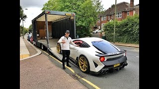 Download DELIVERY OF OUR BRAND NEW CUSTOM FERRARI F2X LONGTAIL! Video