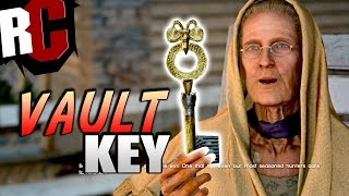 Download Final Fantasy XV - How to get Vault Key (Secret Endgame Dungeon Key from Ezma) Video