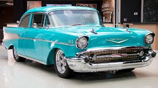 Download 1957 Chevrolet 210 Bel Air Post For Sale Video