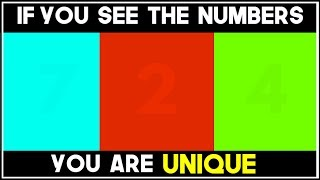 Download WHAT NUMBER DO YOU SEE? - 98% FAIL | Eye Test Video