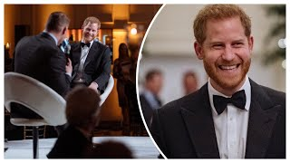 Download Duke Of Sussex Attends Reception & Speaks During Q&A As England Rugby Patron! Video