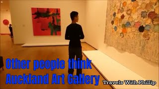 Download Other people think, Auckland Art Gallery, New Zealand Video