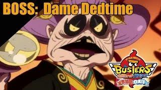 Download Yo-Kai Watch Busters: Red Cat Team - Dame Dedtime / Dame Demona Video