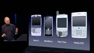 Download Steve Jobs introduces iPhone in 2007 Video