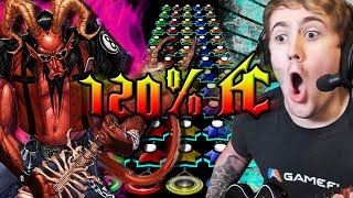 Download THE DEVIL WENT DOWN TO GEORGIA ~ 120% SPEED ~ 100% FC Video