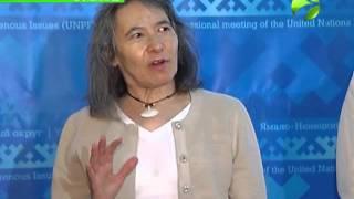 Download Заседание Постоянного форума ООН открылось в Салехарде Video