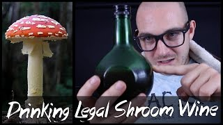 Download Drinking Amanita Muscaria Mushrooms Video