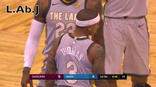 Download Lebron james and IT psyco-fight. Why Isaiah Thomas had to leave Cleveland. @ Orlando Video