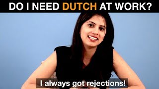 Download Do I need Dutch for working in the Netherlands? ... even at an international job!? Video