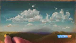 Download How to Draw Clouds With Chalk or Soft Pastels Video