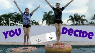 Download Don't Choose the Wrong Pool Float (You Decide) ~ Jacy and Kacy Video