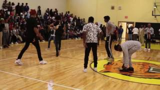 Download Ayo & Teo Pep Rally Performance @freakyday @kingkumo Video