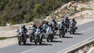 Download Prova Comparativa di Motociclismo: 9 Globetrotter 2016 in Albania Video
