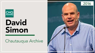 Download David Simon - Two Americas in One City Video