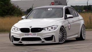 Download HAMANN BMW M3 F80 - Burning Rubber & DRAG RACING! Video