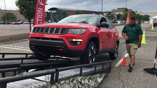 Download Get an Inside Look at the 2017 Jeep Compass Trailhawk in Action! Video