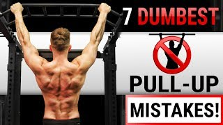 Download 7 Dumbest Pull-Up Mistakes Sabotaging Your Back Growth! STOP DOING THESE! Video