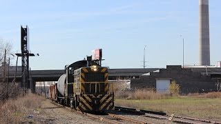 Download Detroit Connecting Railroad- A Day on a Shortline Video