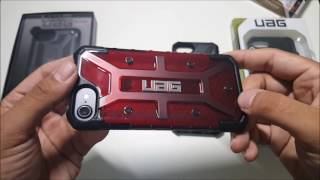 Download Top 4 iPhone 7 Rugged UAG Cases! Video