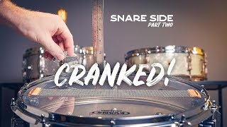 Download Ep. 28 The Effects of Cranking the Snare Side Head Video