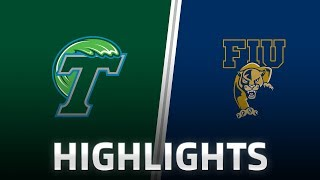 Download Highlights: Tulane at FIU Video