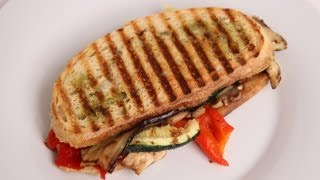Download Grilled Veggie Panini Recipe - Laura Vitale - Laura in the Kitchen Episode 392 Video