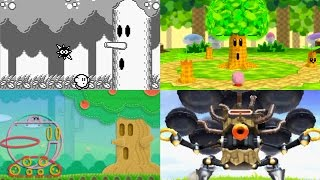 Download Evolution of Whispy Woods Battles in Kirby games (1992 - 2016) Video