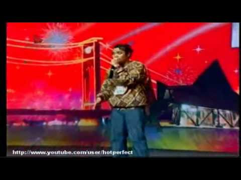 Indonesia's Got Talent   Beatbox  Laurentius   Audition   YouTube