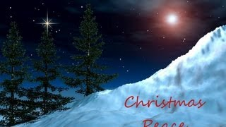 Download Christmas Peace - Relax With Instrumental Christmas Music And Winter Scenes Video