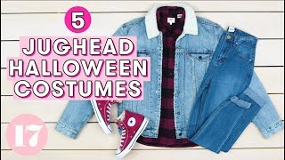 Download 5 Jughead Halloween Costumes from Riverdale | Style Lab Video