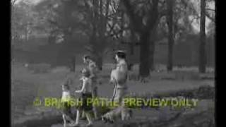 Download Princess Elizabeth Princess Margaret 1937 Video