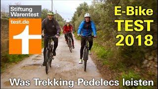 Download E-Bike Test 2018: Wie gut sind die neuen Trekking-Pedelecs? (Stiftung Warentest) Video