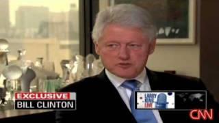 Download Bill Clinton Compares Single-Payer, Universal Health Care Vs. Free Market, Private Health Coverage Video