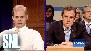 Download Michael Cohen Hearing Cold Open - SNL Video