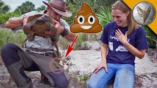 Download Pooper Reel - Animal Show Host Gets Pooped On...A LOT! Video