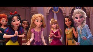 Download Ralph 2.0 ″ Vanellope rencontre les princesses ″ Extrait VFQ Video
