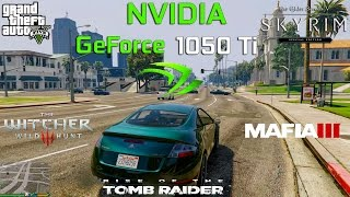 Download NVIDIA GTX 1050 ti Test in 5 Games (i5 4690k) Video