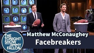 Download Facebreakers with Matthew McConaughey Video