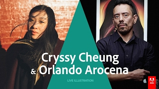 Download Live Illustrator with Cryssy Cheung & Orlando Arocena - AdobeLive Video