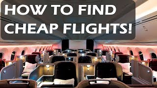 Download Sam Chui Travel Hacks: How to find the LOWEST airfare? Video