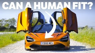 Download Living With A McLaren 720S Supercar Video