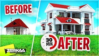 Download RENOVATING A HOUSE IN 30 MINUTES CHALLENGE! (House Flipper #8) Video