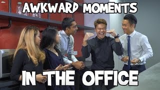 Download Awkward Moments In The Office Video