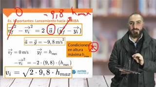Download Física - Lanzamiento Vertical - Clase N°9 2019 Video