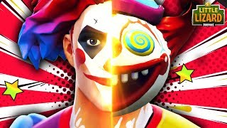 Download CREEPY CLOWNS COME OUT WHEN YOU SLEEP * 3AM NEW SKINS * FORTNITE SHORT FILMS Video