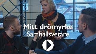 Download Mitt drömyrke – Samhällsvetare Video