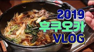 Download 다이어트는 어디로...? : 2019 화읽남의 일본 후쿠오카 VLOG Video