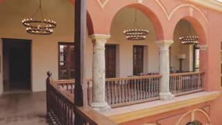 Download 2016/10/29 Casa del Marques de Valdehoyos una de las sedes de la XXV Cumbre Iberoamericana. Video