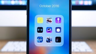 Download Top 10 iOS Apps of October 2016! Video