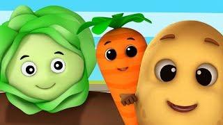 Download Aloo Bola Mujhko Khalo | Hindi Nursery Rhymes | आलू बोला मुझको खालो | Baby Box India | BalGeet Hindi Video